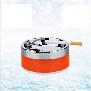 Gạt tàn thuốc nắp xoay inox - GTT003 - GTT003 thumbnail
