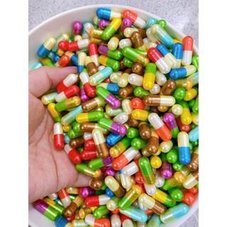 10 viên kích trắng vitamin - viên vitamin kích trắng - viên vitamin cấy trắng - 1826 thumbnail
