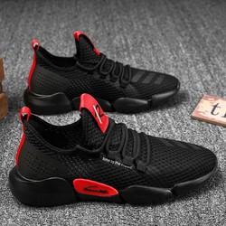 Giày Sneaker – Thể Thao Nam – Đi Chơi, Đi Bộ, Thể Thao Vải Đế Nén Khí G175