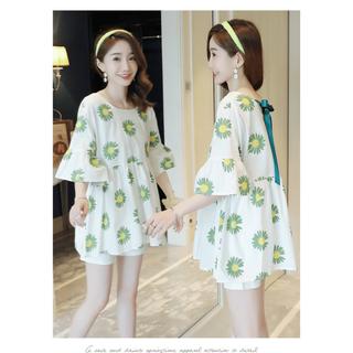 Áo bầu baby doll siêu đẹp - 4rt-SKU60 thumbnail
