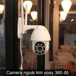 Camera IP Wifi Ngoài trời Yoosee PTZ 2 Râu FullHD 1080P 6 LED trợ sáng, 4 LED hồng ngoại, đàm thoại 2 chiều, xoay 350 độ [ĐƯỢC KIỂM HÀNG] [ĐƯỢC KIỂM HÀNG]