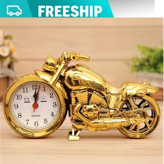 Đồng hồ để bàn xe mô tô - free ship thumbnail