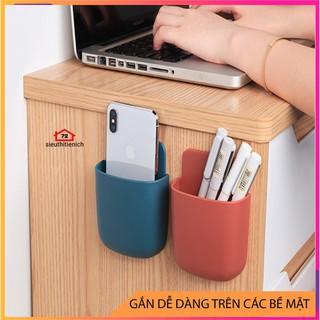 Khay gắn tường để đựng remote điều khiển máy lạnh tiện dụng giao màu ngẫu nhiên - 9402462784 2