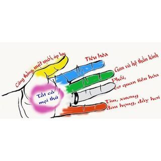 Bi cầu lăn tay gỗ hương Massage huyệt đạo bàn tay - Đường kinh 5mm. - 3835147476 3