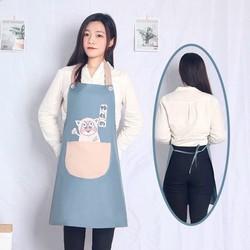 TẠP DỀ HnÌNH HEO CON SIÊU SINH Tạp giề là một trong những dụng cụ không thể thiếu ở mọi gia đình . Giúp bạn bảo quản được bộ đồ đang mặc khỏi dầu mỡ bắn trong bếp . 👏Một người phụ nữ mang trong mình ch