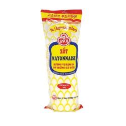 Sốt mayonnaise Ottogi tuýp 400g