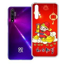 Ốp lưng điện thoại Silicone dẻo Huawei Nova 5T – 01283 7954 HPNY2020 08