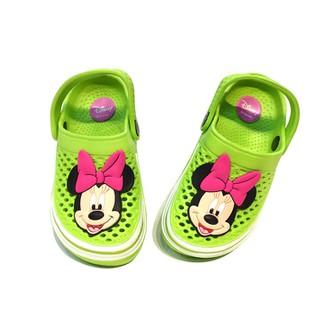 Dép sục Thái Lan hình Mickey đáng yêu cho bé gái chất liệu Phylon siêu nhẹ cao cấp, an toàn, bền đẹp, đi mưa rửa nước thoải mái, không mất màu trong quá trình sử dụng EMN68Banana Sr7 - EMN68Banana thumbnail