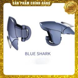 NÚT  PUBG CH-5 BLUE SHARK CAO CẤP KIM LOẠI