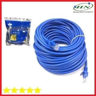 Cáp UTP CAT 6 AD-link 50 mét high speed màu xanh AD-6050B - 4577771 thumbnail