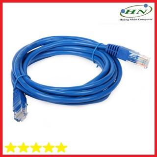 Cáp UTP CAT 6 AD-link 10 mét high speed màu xanh AD-6010B - 54674 thumbnail