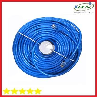 Cáp UTP CAT 6 AD-link 50 mét high speed màu xanh AD-6050H PURE COPER - 56777333 thumbnail