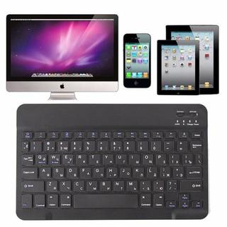 Bàn phím bluetooth mini -Bàn phím bluetooth dùng cho điện thoại máy tính bảng - Bàn phím bluetooth mini thumbnail