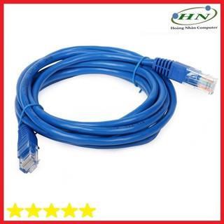 Cáp UTP CAT 6 AD-link 20 mét high speed màu xanh AD-6020B - 54777277 thumbnail