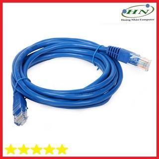 Cáp UTP CAT 6 AD-link 2 mét high speed màu xanh AD-6002B - 4577733 thumbnail