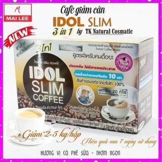 Cà Phê Giảm Cân Idol Slim Coffee 3 in 1 Hieu Qua Sau 7 Ngay - Thái Lan - CG331 thumbnail