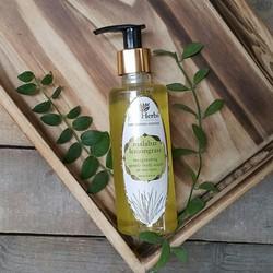 Sữa tắm cho da mụn nhạy cảm Organic từ Neem và Sả Chanh Just Herbs