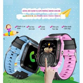 Đồng hồ định vị trẻ em Y2 - E5 Cảm Ứng Gọi 2 Chiều - đh-y2 thumbnail