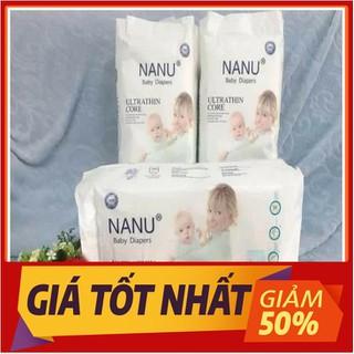 [ MPVC] -Tã quần Nanu - 50 Miếng đủ size - Tã quần - bỉm quần - tả giấy - NANU50 thumbnail