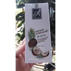 Tẩy da chết sợi dừa non 120ml