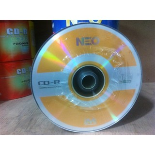 Đĩa trắng CD-R NEO 700MB - Cọc 50C - Hàng Việt Nam [ĐƯỢC KIỂM HÀNG] 40211482 - 40211482 thumbnail