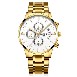 [Xả kho cuối năm] Đồng hồ thời trang nam - NIS-002 thumbnail