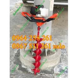Máy khoan đất nào tốt, máy khoan lỗ trồng cây tại Bắc Giang, máy khoan đất SumoKD520