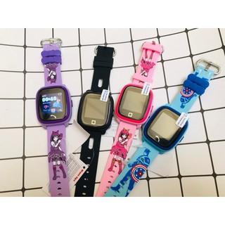 Đồng hồ định vị SmartKid DF25 chống nước, màn hình cảm ứng, nghe gọi thông minh, trẻ trung xinh xắn dành cho bé - df25 thumbnail