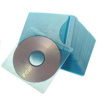 Túi đựng đĩa CD - DVD - Bịch 100 tờ - loại dày dặn - màu ngẫu nhiên - TUIDUNGDIA thumbnail
