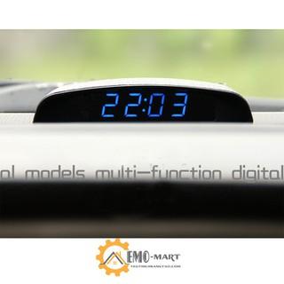 Đồng hồ điện tử trên ô tô mini DIY V5 [ĐƯỢC KIỂM HÀNG] - 40244441 thumbnail