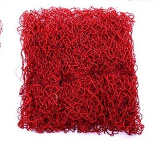 Miếng rửa bát bằng vải đỏ - 02233 thumbnail