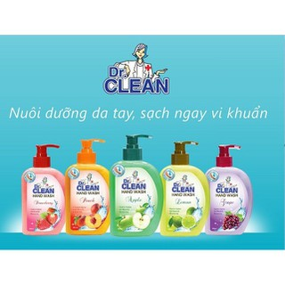 Nước rửa tay Dr clear 500g - 6903031424 thumbnail