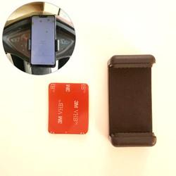 Phụ kiện gắn điện thoại vào mặt đồng hồ xe máy cho các bạn SHIPPER và các bạn chạy xe ôm công nghệ Grab, Bee, Gojek