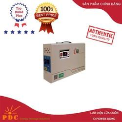 Bộ Lưu Điện CỬA CUỐN IQ POWER IQ600 600KG Q9U600-4B