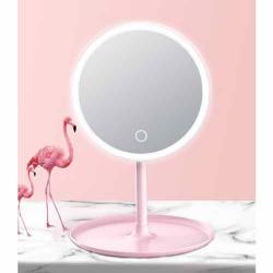 Gương trang điểm có đèn led – Gương trang điểm bấm cảm ứng