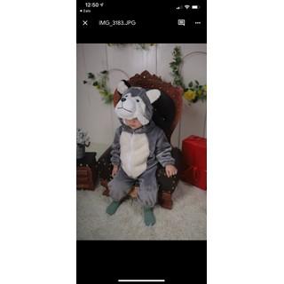 Quần áo trẻ em hình Chó - Chó Lông thumbnail