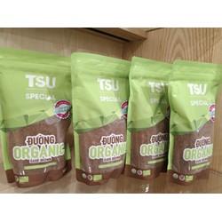 Đường nâu hữu cơ Organic Tsu