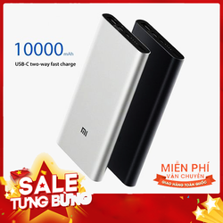 Cục Sạc Dự Phòng Xiaomi Gen 3 Pro 10000mAh/20000mAh - Hàng chính hãng - Bảo hành 6 tháng