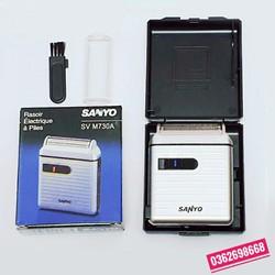 Máy cạo râu SANYO SV M730 bản sạc điện NEW