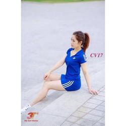 Bộ Đồ Mặc Nhà 3T MY SELF HOME - Bộ quần váy thể thao 3TMYSELFHOME
