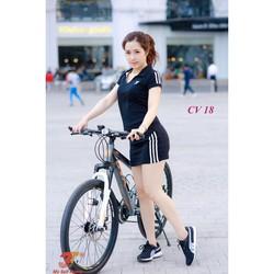 Váy Thể Thao 3T MY SELF HOME - Bộ quần váy thể thao 3TMYSELFHOME CV17