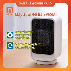 Máy sưởi để bàn Xiaomi - Viomi VXNF02 - công suất 800W - làm ấm nhanh - ngắt điện khi đổ - vỏ chống cháy