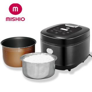 Nồi cơm điện tử màn hình cảm ứng Mishio MK194 5L - MK194N thumbnail