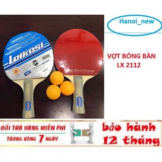 Vợt Bóng Bàn Cao Cấp Giá Rẻ LX2112 - Vợt Bóng Bàn LX2112 thumbnail