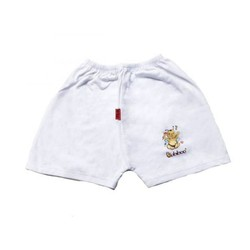 Quần sơ sinh ngắn cotton in BABIBOO BB11