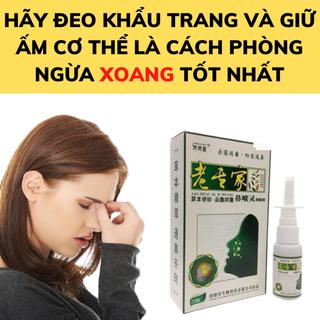 Xịt Xoang Viêm Mũi Thảo Dược Khỏi 100%- Xịt Xoang Viêm Mũi Thảo Dược Khỏi 100% - RCAXOANG thumbnail