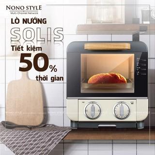 Lò nướng đa chức năng - Lò nướng mini Solis 9 Lít - LN01 thumbnail
