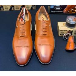 Giày tây nam cao cấp buộc dây Oxford GTNO 306