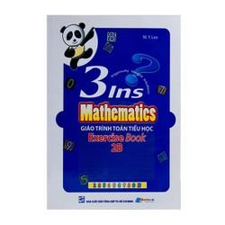 Giáo Trình Toán Tiểu Học - 3ins Mathematics - Exercise Book 2B