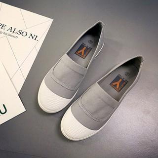 Giày thể thao nữ_Giày sneaker nữ cổ thấp - [ hàng loại I ] Giày nữ GN39 thumbnail